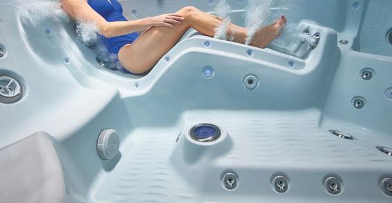 hot tub shell